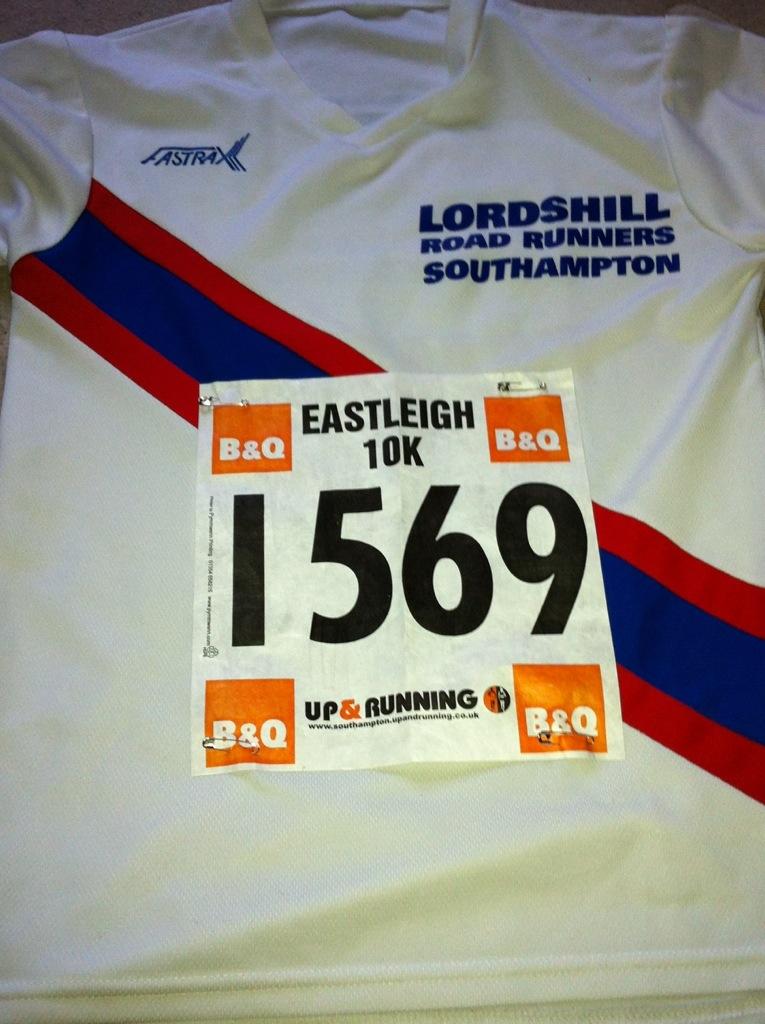 I Love Heart Eastleigh T-Shirt