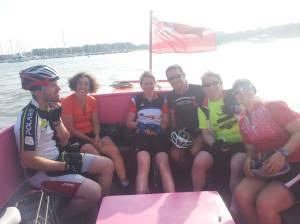 Warsash ferry