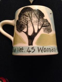 Di's lovely 2nd V45 mug