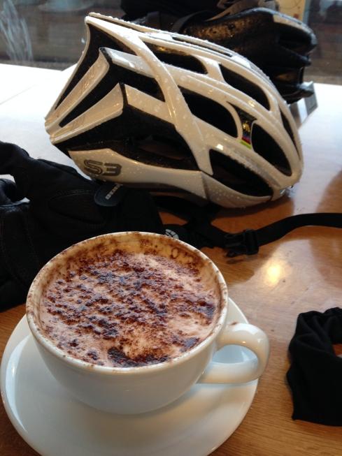 My medicinal hot chocolate