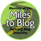 Miles to Blog Badge