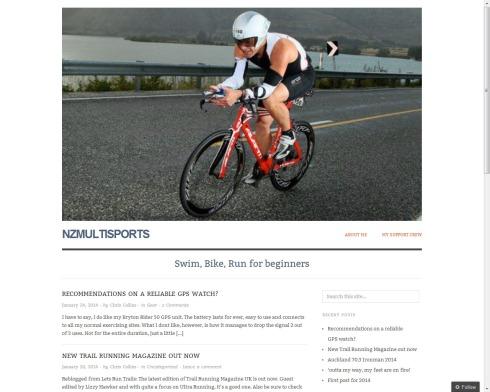 NZ multisports