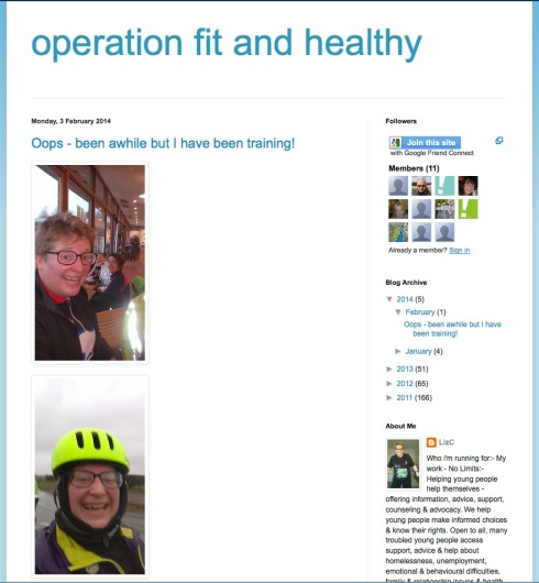 Operation fit and healthy