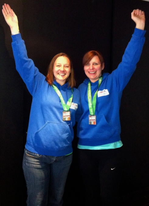 Success! PB at Paris Marathon in April 2013