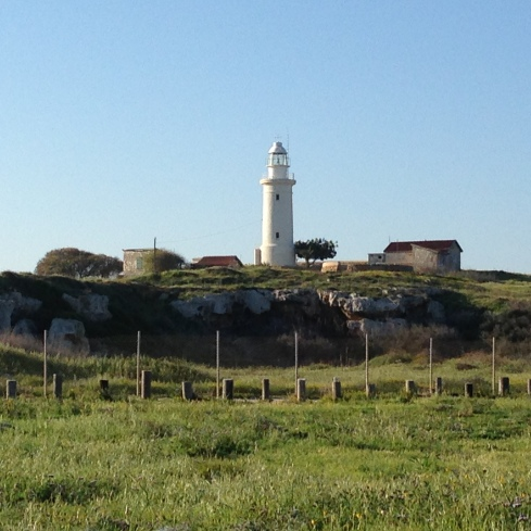 To the Lighthouse...