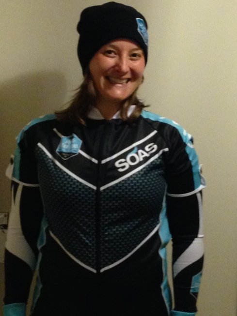 The cycling kit