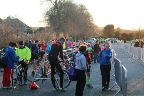 Before Winchester Duathlon
