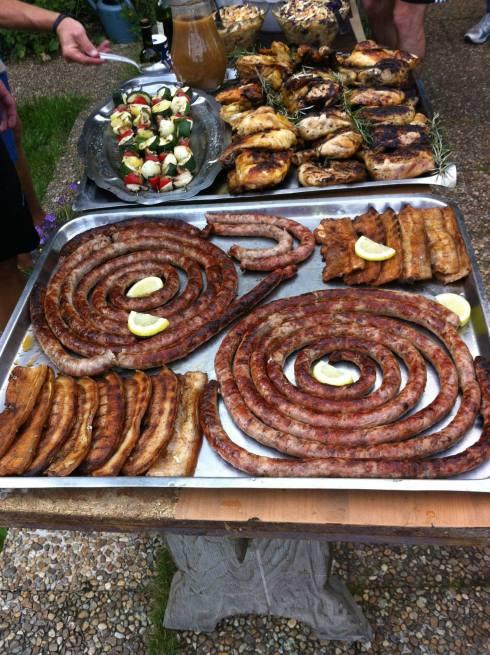 BBQ Pyrenees