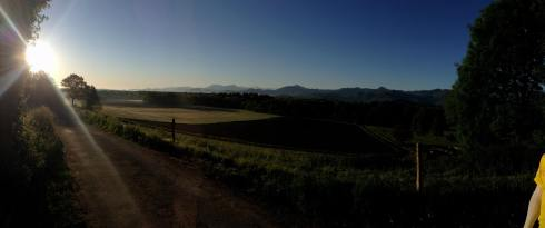 farmhouse panorama