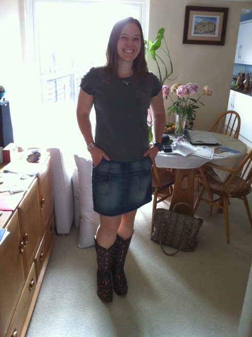 My favourite Corral boots