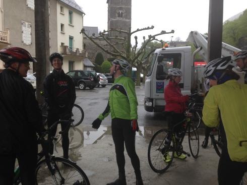 Sheltering at Sarrancolin
