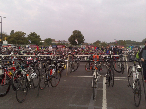 Bikes in transition