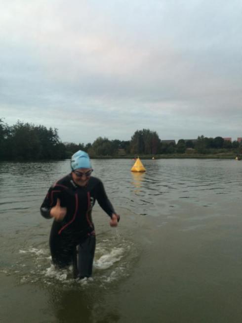 Sept aqua swim 1