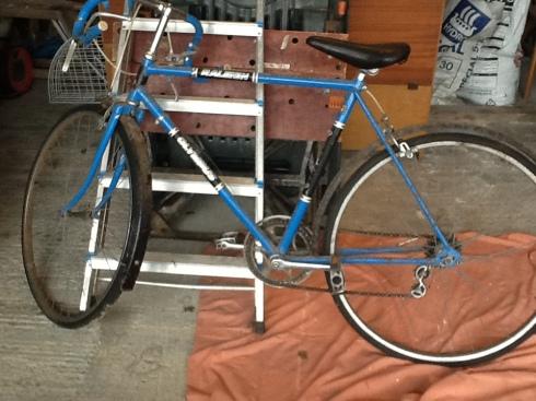 Raleigh Olympus bicycle