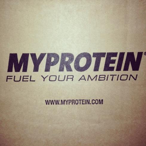 Myprotein box