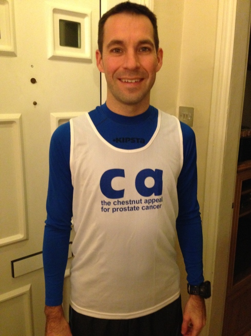 Stuart in his Chestnut Appeal vest
