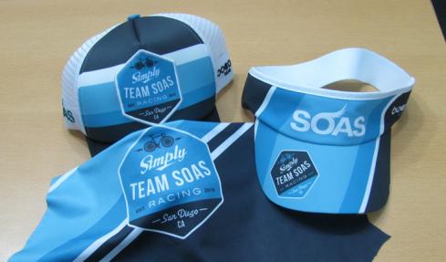SOAS hats