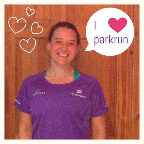 parkrun volunteer