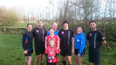 Teri's 100th parkrun