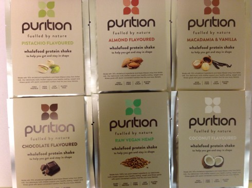 Six flavours of purition