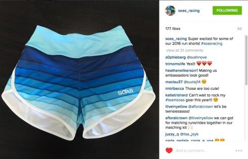 SOAS shorts 2016
