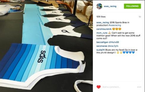SOAS sports bras 2016