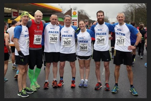 Eastleigh pacers