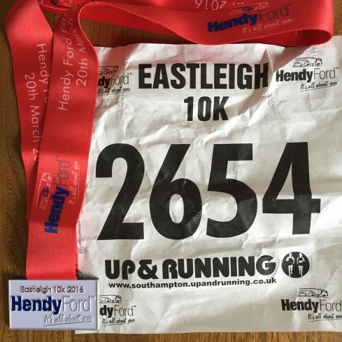 Eastleigh 10k 2016