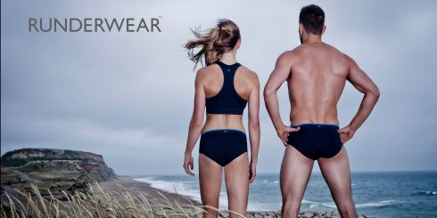 runderwear advertising image