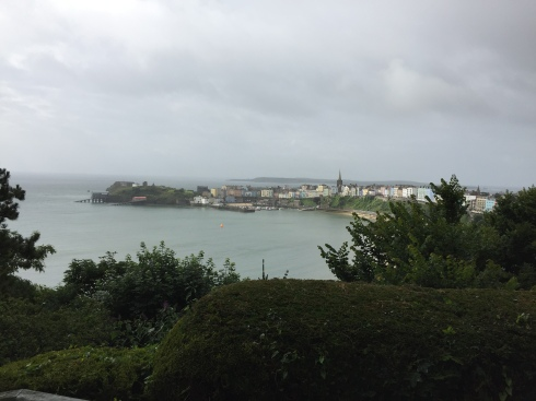 View of Tenby