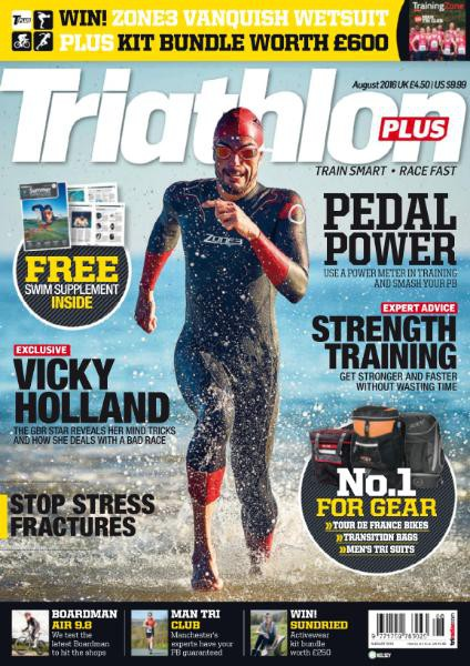 Triathlon Plus August 2016