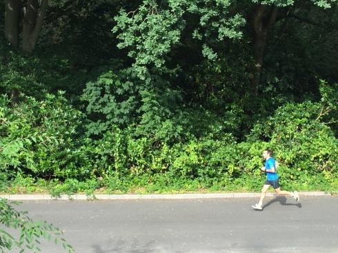 Stuart running 1