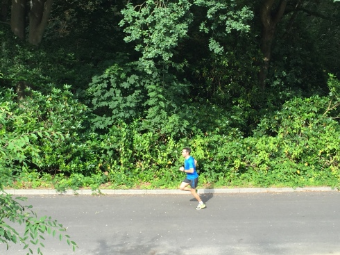 Stuart running 2
