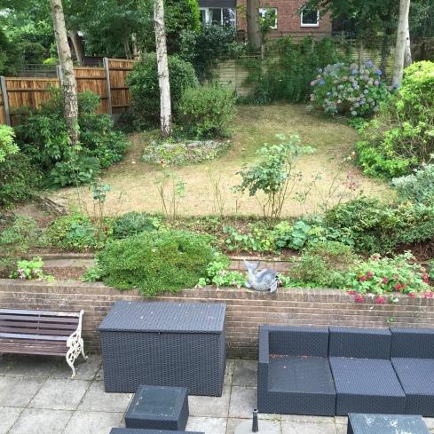 Tidier garden