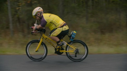 John Young - paratriathlete