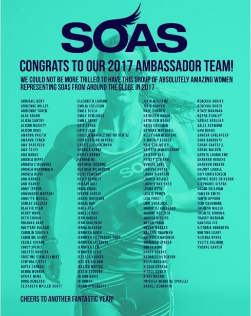 Team SOAS 2017