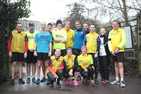 Sunday Runday Run Leaders