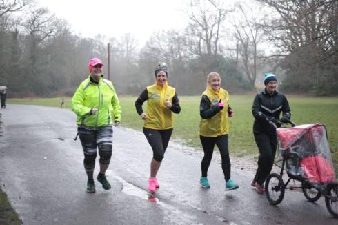 Sunday Runday tail runners