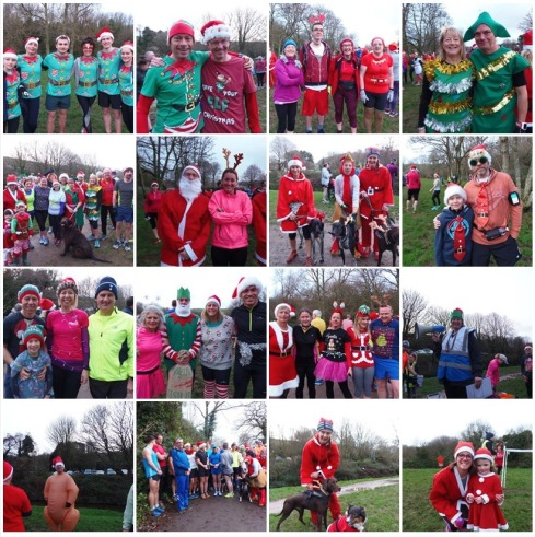 Christmas Eve at Penrose parkrun