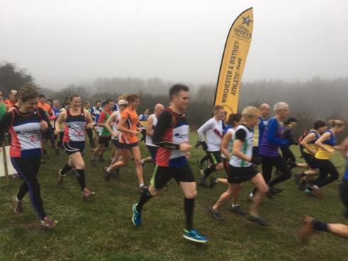 Start of Badger Farm CC6