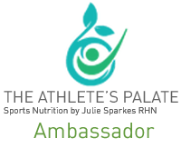 The Athlete's Palate Ambassador