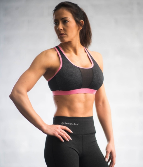 Season's Trail sports bra