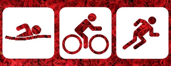 swim bike run Valentine