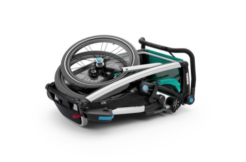 Thule Chariot Lite folded