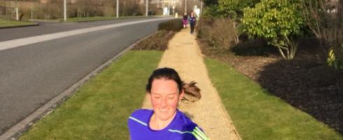 Reading Half training day run