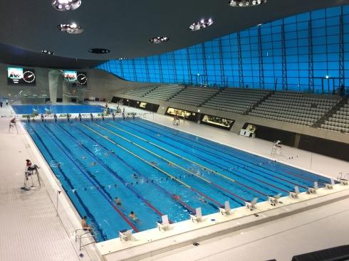 London Aquatic Centre