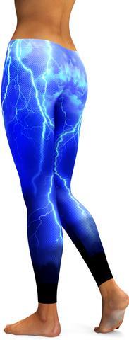 Lightning leggings