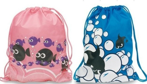 Children's swimming bags